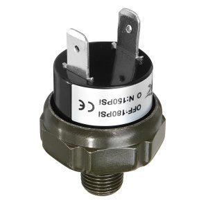 NPT1/8inch Air Valve Compressor Tank Pressure Control Switch 70 90 100 120 150 180psi 12V