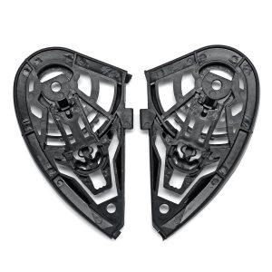 Motorcycle Helmet Visor Shield Gear Base Plate Set For AGV K1 K3SV K5 / K3 K4