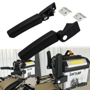 Rear Box Passenger Armrest For BMW R1200GS LC Adventure Aluminum G310 GS F800GS ADV Tail Box MT-09 Tracer/Yamaha/Honda/Ducati Motorcycle