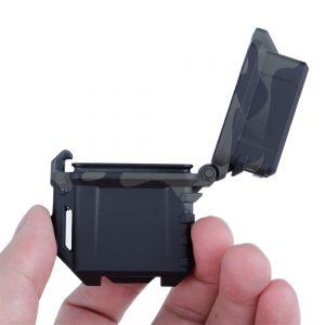 WoSporT Tactical Outdoor Lighter Shell Nylon Fiber Leak-proof Lightweight
