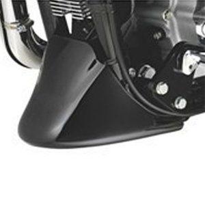 Chin Fairing Front Spoiler Black For Harley Davidson XL Sportster 883 1200 Motorcycle