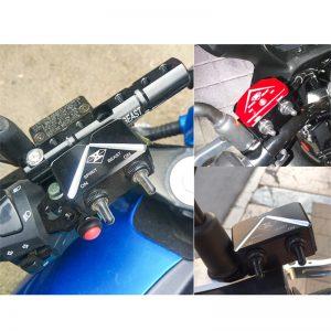 SPIRIT BEAST Motorcycle Switch Control Box Assembly Handlebar Scooter Headlight CNC Aluminium Hazard Light Waterproof