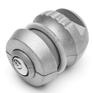 Insertable Hitchlock Trailer Coupling Hitch Lock Tow Ball Caravan For Security