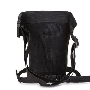 Waterproof Nylon Motorcycle Drop Leg Bag Men Tactical Outdoor Waist Fanny Pack