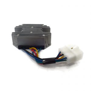 12V 6 Pin Voltage Regulator Rectifier For Kubota Grasshopper RS5101 RS5155
