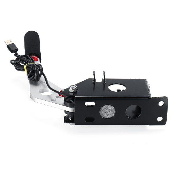 Red/Black USB Handbrake Clamp Screws SIM For Racing Games G25/27/29 T500