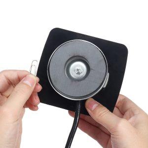 2pcs Magnetic Trailer Tail Lights Stop Indicator License Plate Lamp Waterproof 12V 16LED