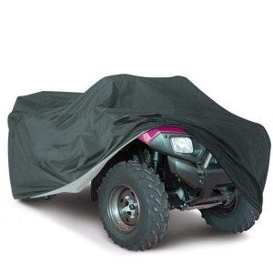210T Waterproof Black Dustproof Cover ATV Quad Vehicle Scooter Motorbike M/L/XL/XXL/XXXL