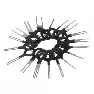 36Pcs Terminal Removal Tool Electrical Wiring Crimp Connector Pin Extractor Kit Automobiles Terminal Repair Hand Tools