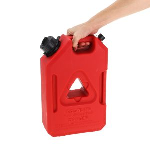 3.8L/7.5L Fuel Container Petrol Gas Fuel Plastic Can Tank Spare Portable Heavy Duty