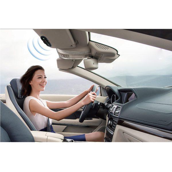 Car Sun Visor bluetooth Handsfree Car Kit Wireless Speakerphone Mic Universal For Mobile Phone