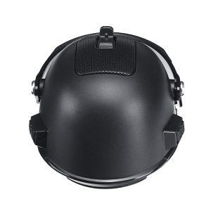Portable Mini Helmet Wireless bluetooth Speaker Bass Stereo Subwoofer BT 4.0