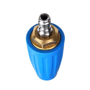 """3000/3600/4000PSI Rotating Turbo Nozzle 1/4"""" Quick Connect Pressure Washer Cleaner Spray"""