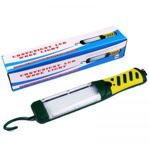 Magnetic LED Emergency Charging Work Light Vehicle Maintenance COB Handheld Torch Inspection