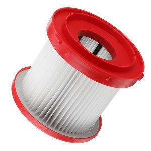 Filter Kit For Milwaukee Wet/Dry Vacuums 0780-20 Or 0880-20 Plastic 13*11cm