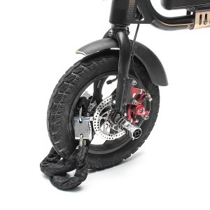 Motorcycle Bicycle Scooter Lock Chainlock Padlock Security Anti-theft