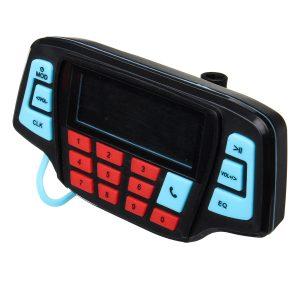 3inch BT Motorcycle Audio System USB SD FM Radio MP3 Speakers 12V