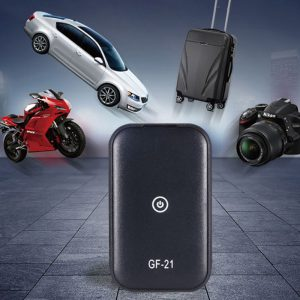 GF21 Mini GPS Real Time Tracker Anti-Lost Device Voice Control Recording Locator High-definition Microphone WIFI+LBS+GPS