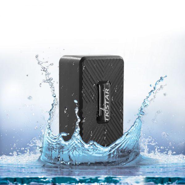 TKSTAR TK913 Mini Potable GPS + LBS Tracker Magnet Waterproof Motorcycle Car Vehicle Auto Voice Monitor Free Web APP PK