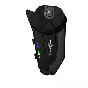 FreedConn R1 1080P HD Camera Motorcycle Waterproof Stereo Music Wireless WiFi bluetooth 4.1 HiFi Helmet Headset Intercom Interphone Waikie Talkie