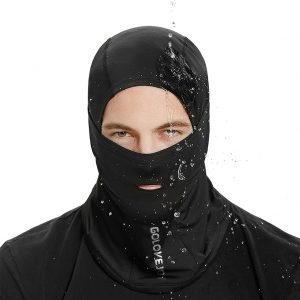 Motorcycle Fleece Reflective Full Face Mask Winter Waterproof Windproof Hats Outdoor Riding Skiing Warm