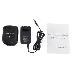 14.4V 18V Li-Ion Battery Charger For Makita BL1860 BL1840 BL1830 BL1815 LXT200 LXT400