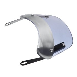 Windshield WindScreen 5inch & 7inch Round Headlight For HONDA/SUZUKI/YAMAHA