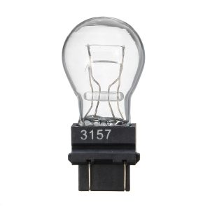 10PCS T25 3157 P27/7W Halogen Lights Bulb Tail Brake Backup Reverse Turn Signal Lamp Warm White