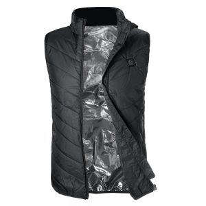 Electric Heated USB Jacket Waistcoat Cloth Thermal Warm Pad Warmer Winter Washable