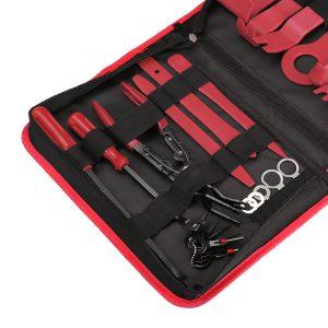 31Pcs Audio Trim Removal Panel Hand Repair Tool Pry Bar Molding Plastic Interior