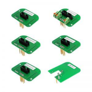 22Pcs OBD2 LED BDM ECU RAMP Probe Adapters Diagnostic tool KTAG KESS KTM Dimsport Full Set