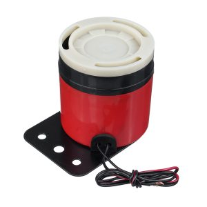 300dB Reverse Backup Warning Alarm Super Tone Loud Horn