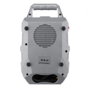 12V Portable Tire Inflator Pump Air Compressor Heavy Duty Auto Shut off