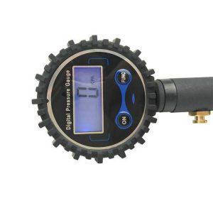 200 PSI Digital Tyre Inflator Pressure Gauge For Car Truck RV Motorcycle Bike