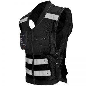 Ghost Racing Motorcycle Riding Vest Rally Suit Safety Protection Reflective Jacket For Harley