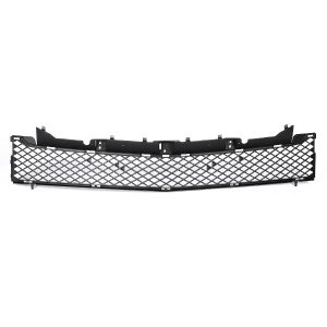 Silver GT Style Front Grill Grille For Mercedes-Benz SLK Class R172 200 250 350 2012-2016