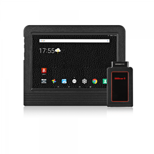 Launch X431 V+ 10.1 Inch Car Diagnostic Scan Tool Automotive All System Scanner Tablet Wifi bluetooth ECU Coding Global Version With Two Years Free Update Online 12V