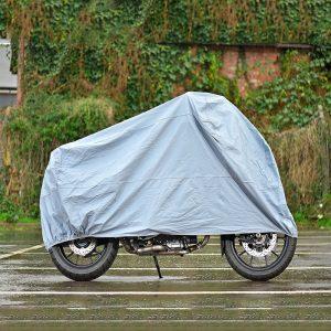 Protective Dustproof Waterproof Sunproof Cover For Motorcycle Street Bike Outdoor Indoor