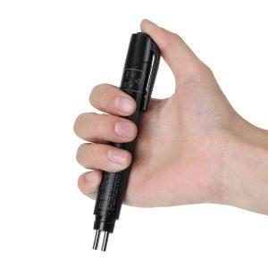 Portable Brake Fluid Oil Tester Detection Pen 5 LED indicator Testing Tool