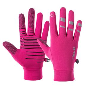Winter Cycling Warm Windproof Waterproof Anti slip Thermal Touch Screen Gloves