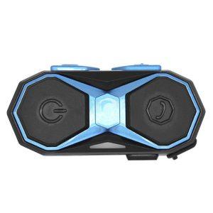 WT005 Motorcycle Helmet Interphone Intercom bluetooth3.0 1000M 2.4GHz