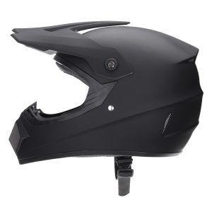 Motorcycle Off Road Lightweight Dirt Bike Helmet Full Face Visor Racing Head Protect Safety