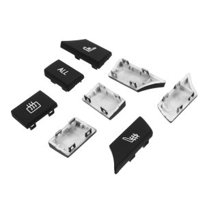 14pcs Button Keys Caps Repair Tool Kit A/C Heater Switch For BMW 5 6 7 F10 F01 F12