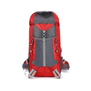 Waterproof USB Charging Large Capacity Bag Camping Outdoor Hiking Backpack