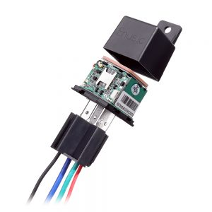Enusic CJ720 Global Version Relay GPS Tracker Real Time GSM Locator Anti-theft Cut off Fuel Power System Function
