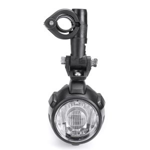Motorcycle LED Auxiliary Fog Light & Lamp Protector Guard For BMW R1200GS F800GS