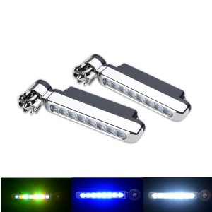 LED Wind Powered Vehicle Decoration Lights For Car Motorcycle Bicycle