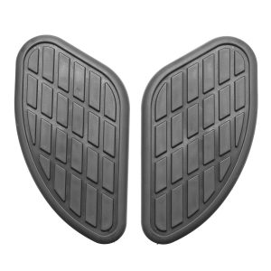 Motorcycle Tank Rubber Side Cover Protection Pad Decoration Stickers Scratchproof Universal