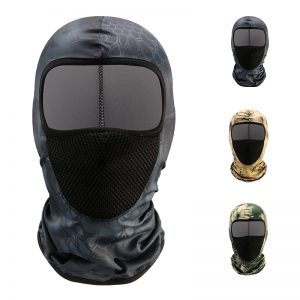 Anti Dust Full Face Mask Headgear Motorcycle Riding Outdooor Windprof Tactical Balaclava Airsoft Multicolour