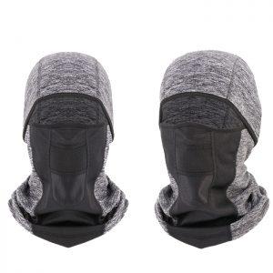 Dustproof Face Mask Waterproof Headgear Winter Warm Ski Outdoor Motorcycle Riding Windproof Diving Hood Warm Breathable Hat